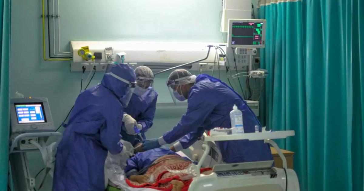 الصحة : 19 حالة وفاة و2219 اصابة جديدة بفيروس كورونا