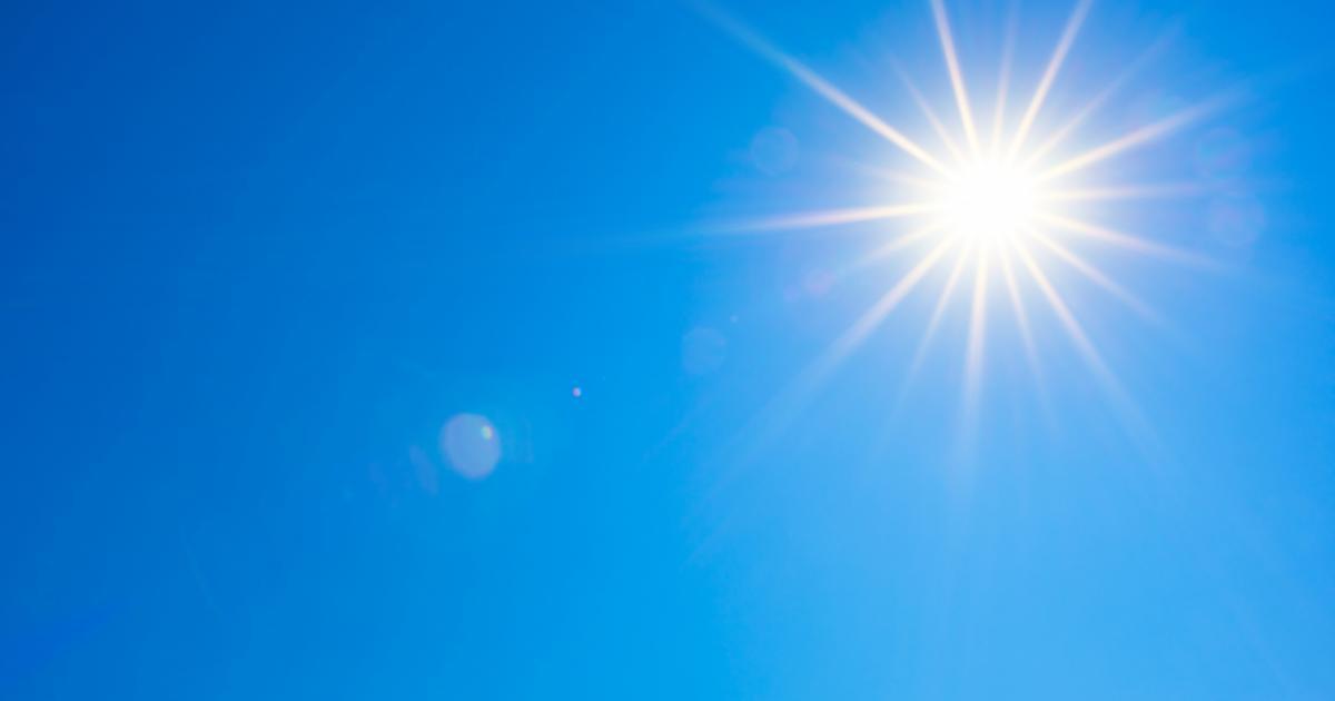 حالة الطقس : ارتفاع جديد على درجات الحرارة