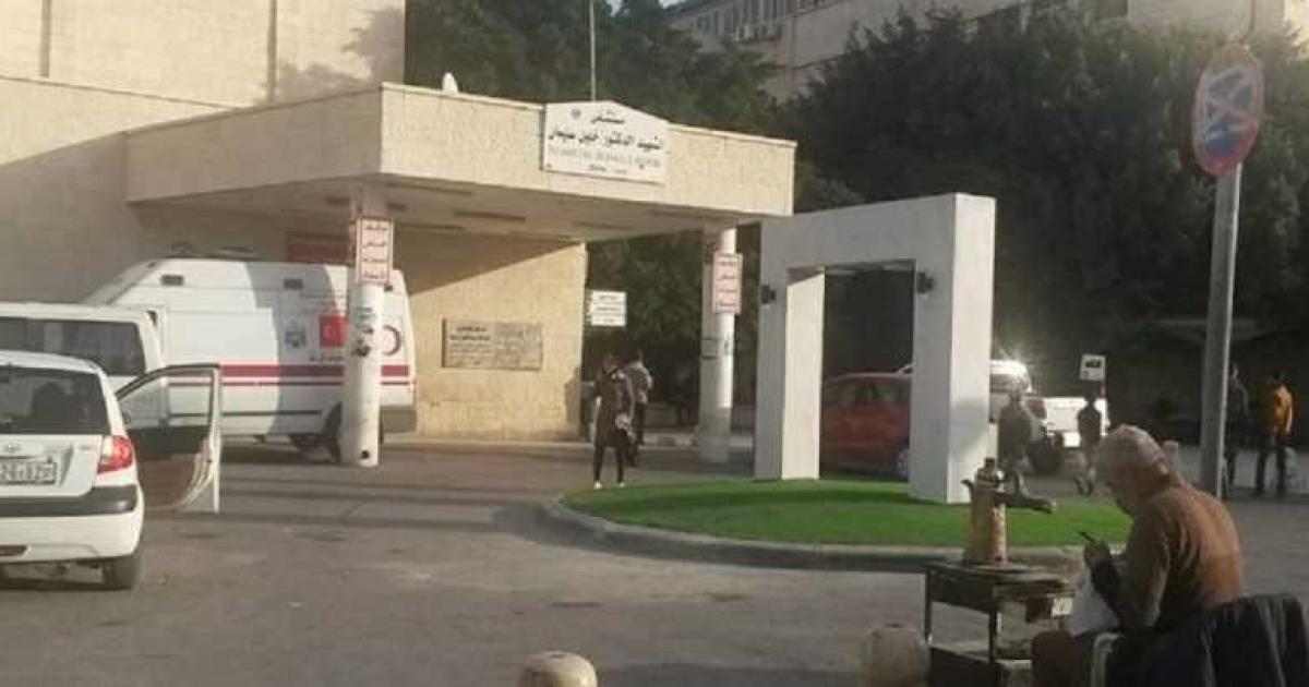 مستشفى جنين الحكومي يعيد استقبال الحالات الصعبة بكورونا