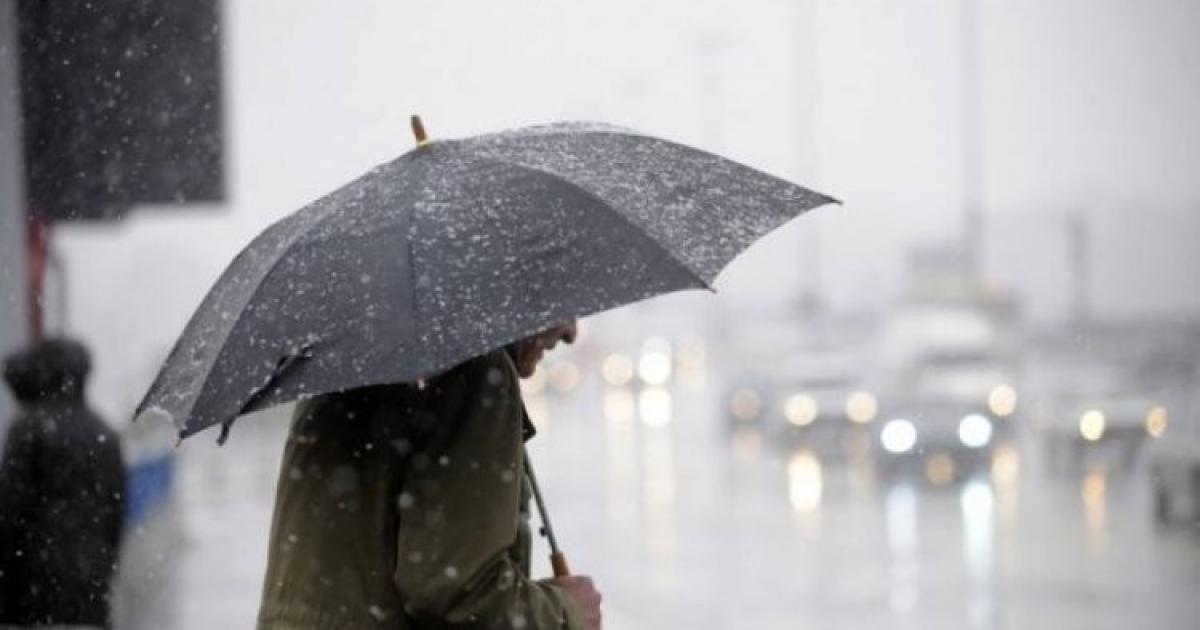 الطقس: انخفاض ملموس وأجواء ماطرة مساء اليوم