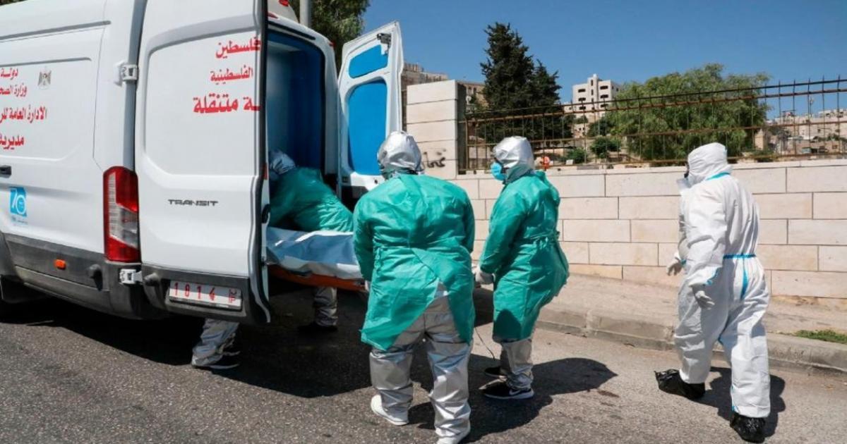 الخليل تسجل أعلى حصيلة وفيات واصابات بكورونا بالضفة الغربية