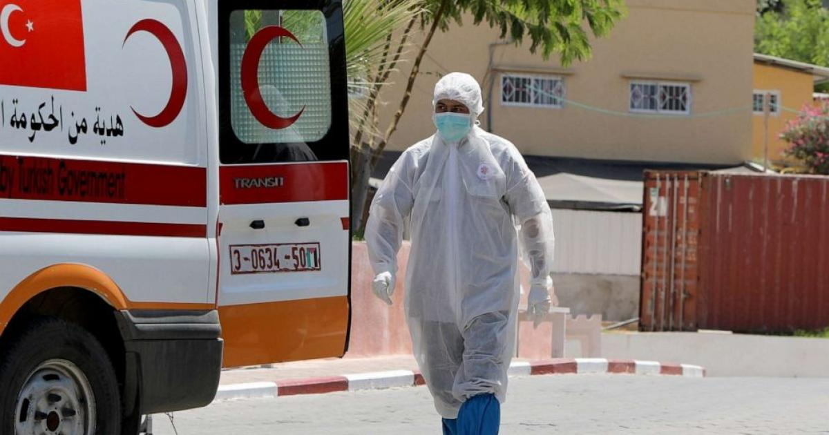 ارتفاع بأعداد الوفيات والاصابات بكورونا في فلسطين