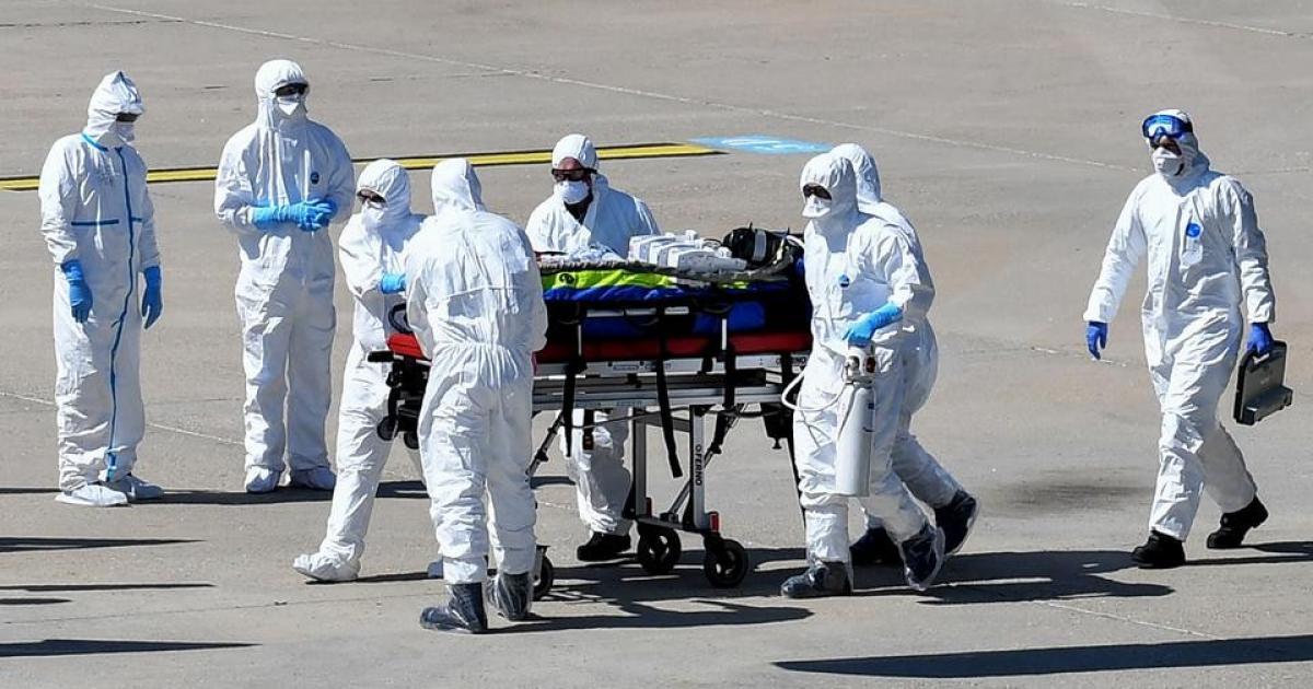 كورونا عالميا : نحو 2 مليون و714 ألف وفاة و122 مليون و899 ألف إصابة