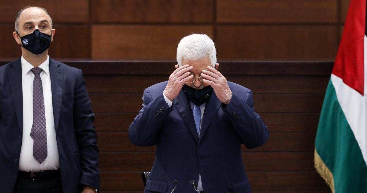 الرئيس عباس يترأس اجتماعاً للجنة المركزية