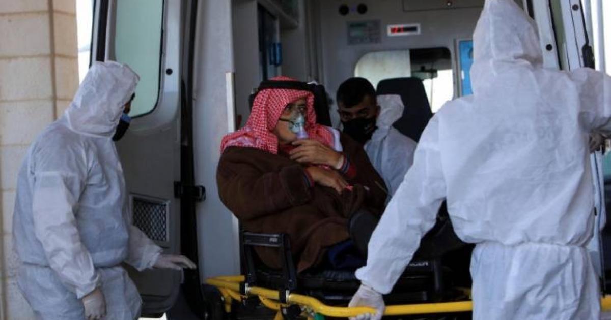 96 وفاة و8433 إصابة كورونا جديدة في الأردن