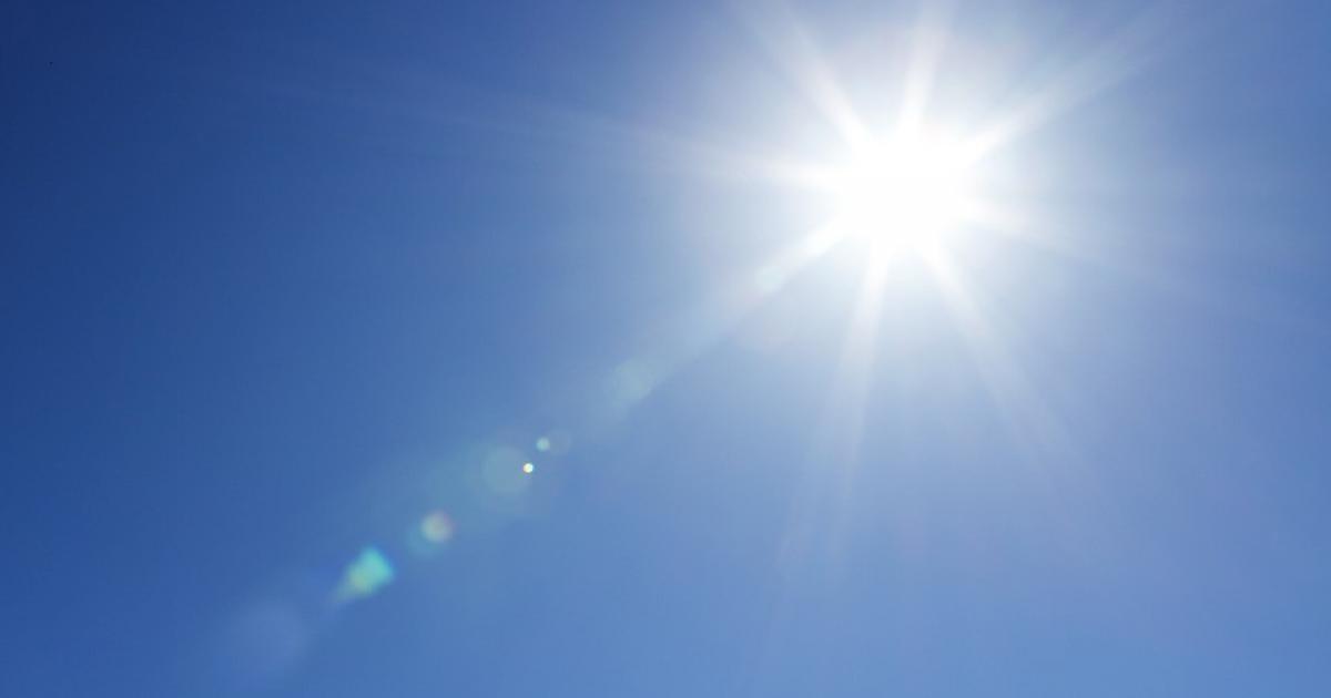 حالة الطقس : ارتفاع على درجات الحرارة حتى منتصف الاسبوع