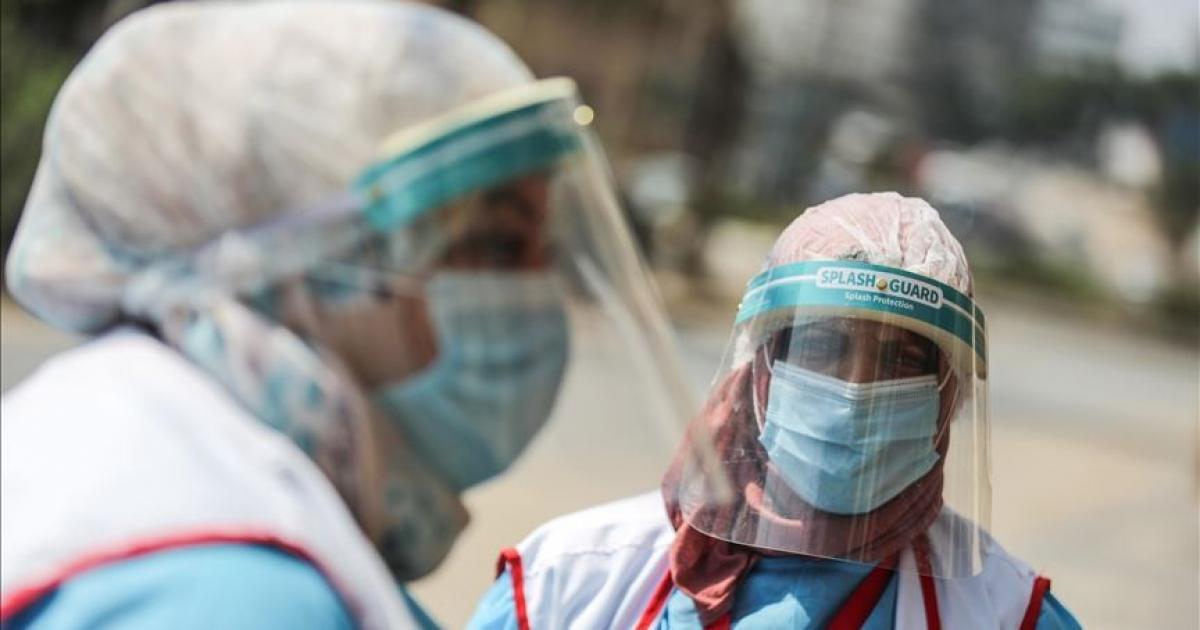 26 حالة وفاة و2762 إصابة جديدة بكورونا في فلسطين