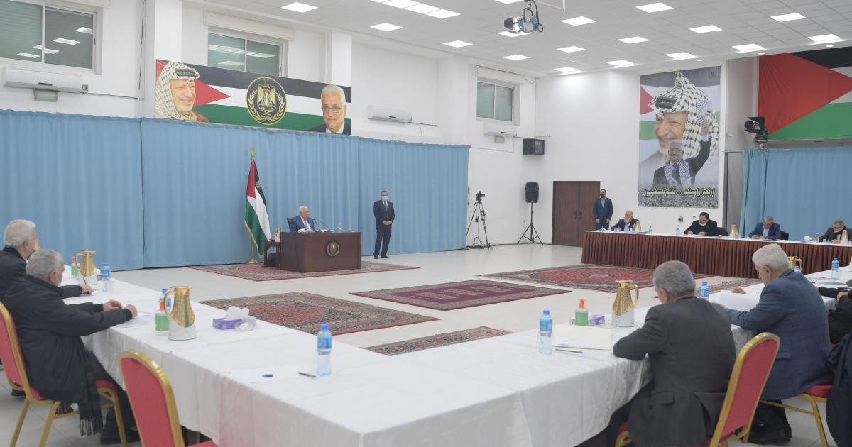 لجنة فتح المركزية تعقد اجتماها لها برئاسة الرئيس