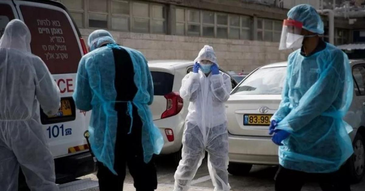 17 حالة وفاة و1080 اصابة جديدة بكورونا في فلسطين