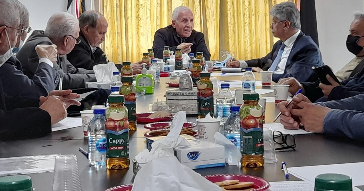 فصائل المنظمة: لا انتخابات بدون القدس