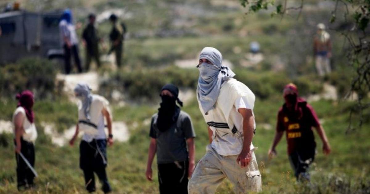 المستوطنون يطلقون النار صوب المواطنين غرب سلفيت