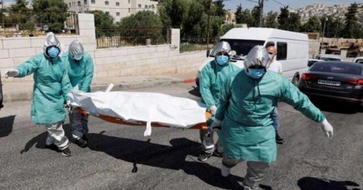 15 حالة وفاة و512 اصابة جديدة بفيروس كورونا في فلسطين