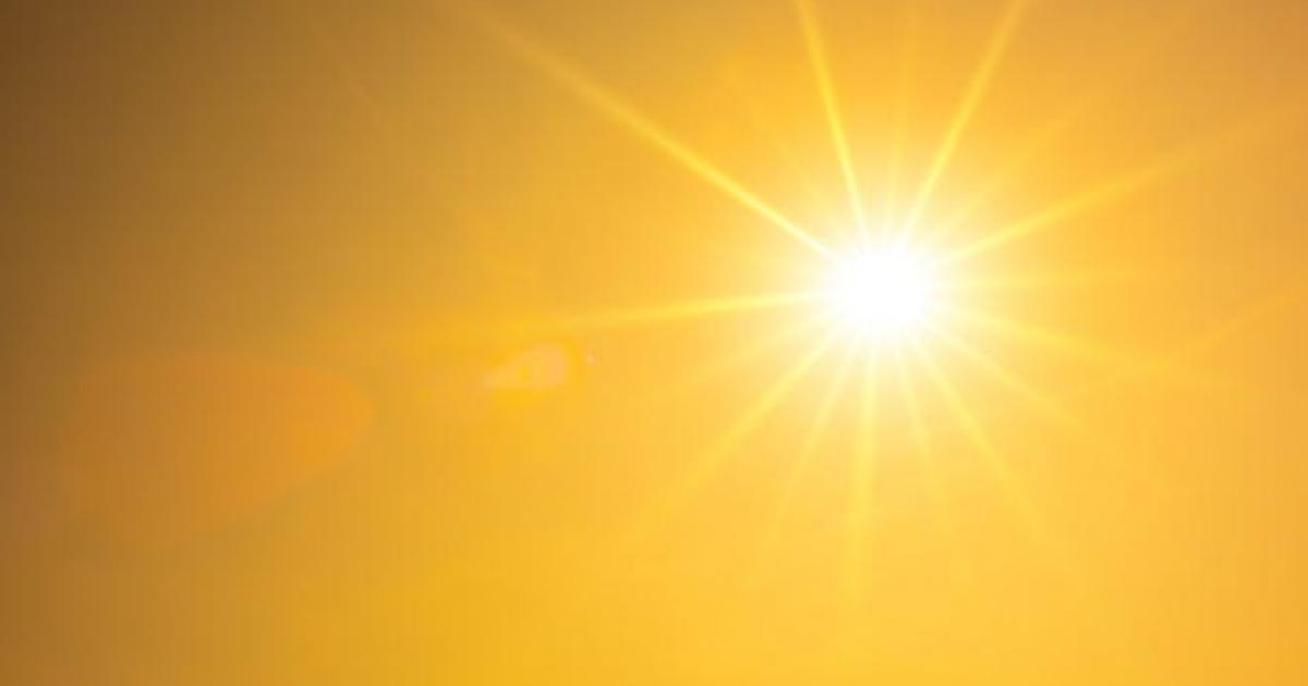 حالة الطقس : اجواء حارة في جميع المناطق