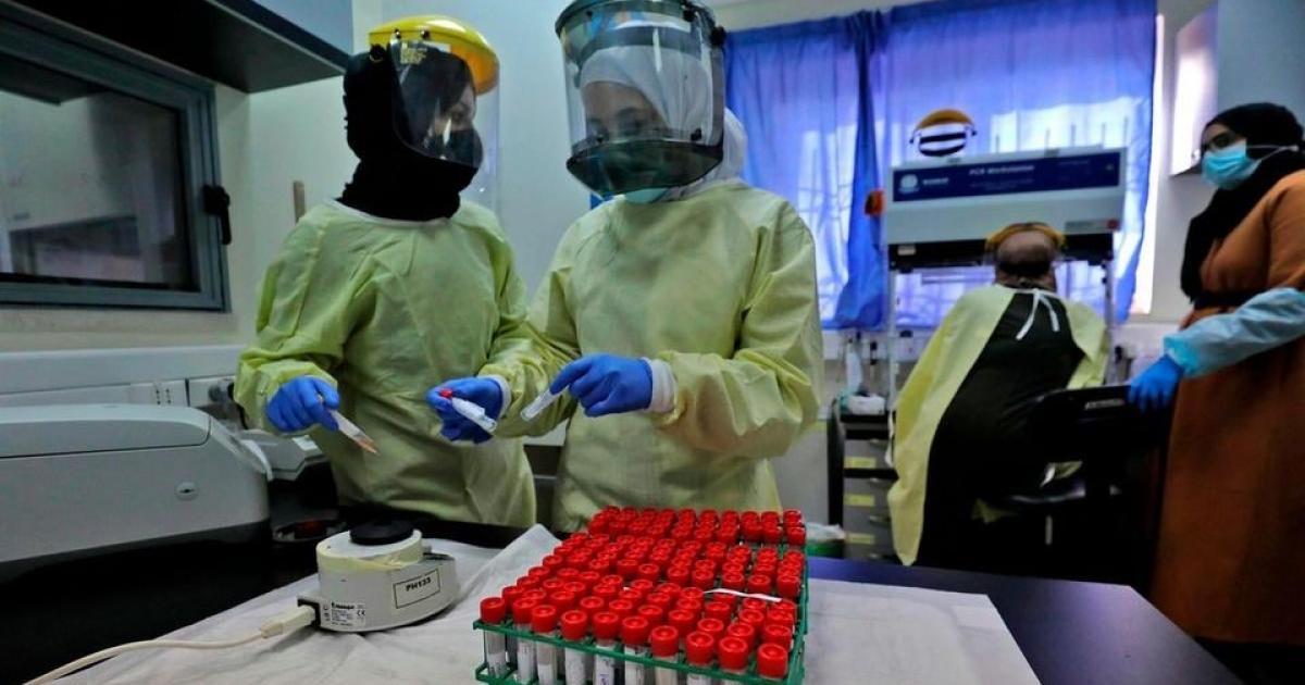 """وفاتان و216 إصابة جديدة بفيروس """"كورونا"""" و387 حالة تعاف"""