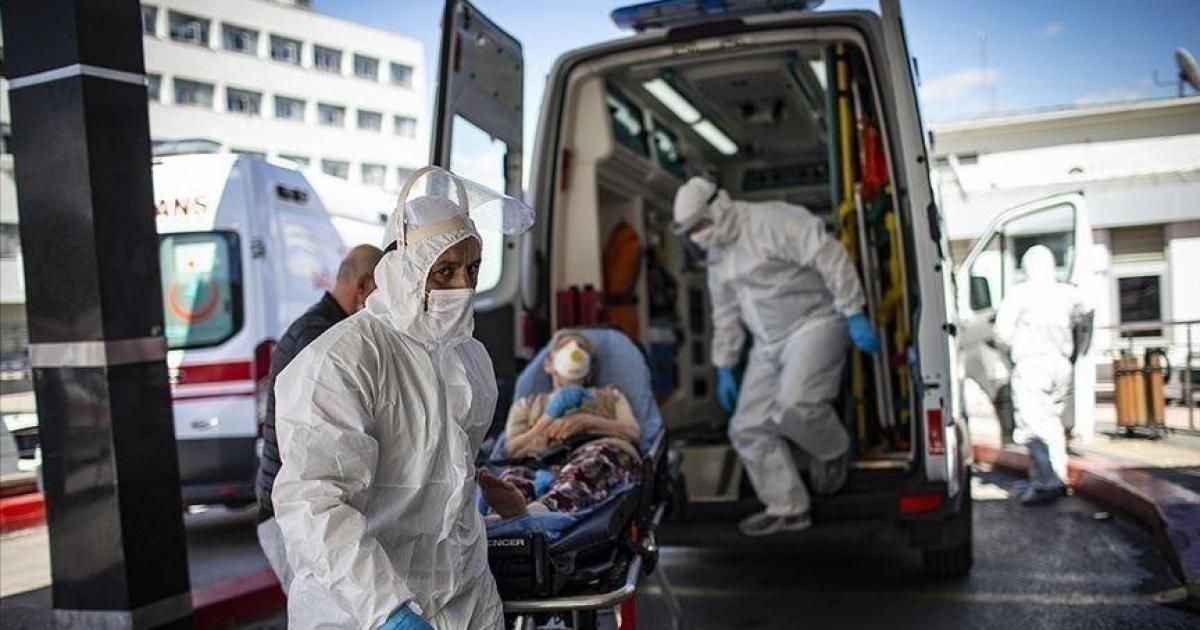 وفاة و66 إصابة جديدة بفيروس كورونا بالضفة وغزة