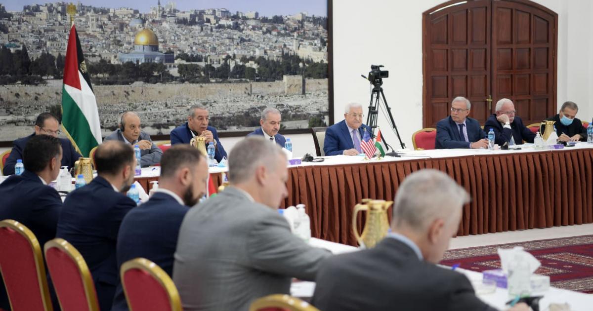 الرئيس عباس لوفد امريكي : لا انتخابات بدون القدس ,لانها عاصمة دولة فلسطين
