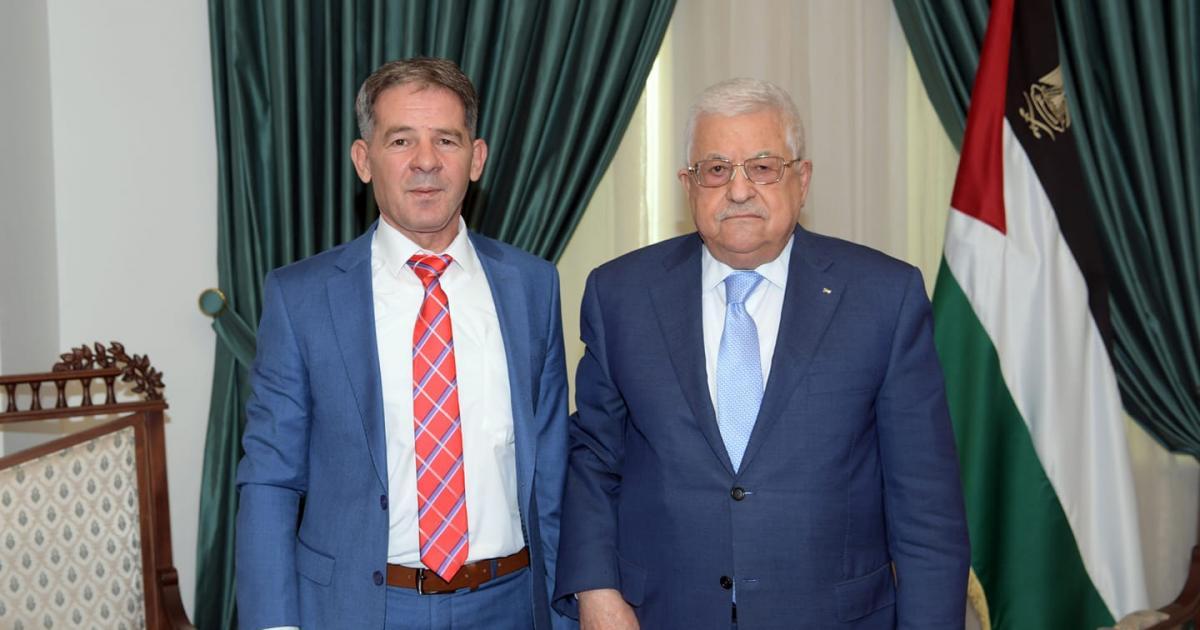الرئيس عباس يؤكد دعمه الكامل لهيئة مكافحة الفساد لخدمة المشروع الوطني