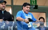 مارادونا والعلاج من الكحول