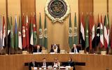الجامعة العربية وبريطانيا