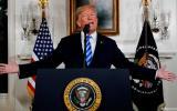 ترامب وتوجيه ضربة عسكرية لايران