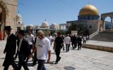اقتحامات في المسجد الاقصى