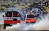اصابات في قمع الاحتلال لمسيرة ضد الاستيطان في الاغوار