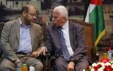 ابو مرزوق والمصالحة الفلسطينية