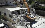 اعادة بناء منازل الفلسطينيين