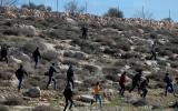 عزام الاحمد والمستوطنين