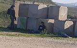 اعتقال شبان من مخيم جنين وقباطية