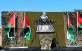 المناورة العسكرية للفصائل بغزة