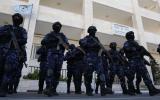 الاعتداء على ضابط شرطة في نابلس
