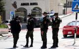 شرطة فلسطين