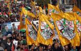 وفد من قطاع غزة يصل فلسطين