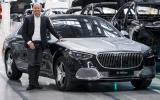 مرسيدس تحتفل بصناعة السيارة رقم 50 مليون