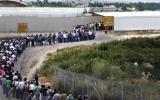 العمال الفلسطينيين في اسرائيل