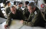 غانتس والجيش الاسرائيلي وحزب الله