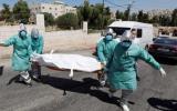 وفيات بكورونا في فلسطين