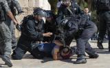 الاعتداء على فلسطينيين في القدس