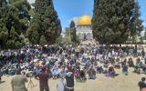 الصلاة في المسجد الاقصى