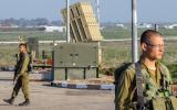 القبة الحديدة والجيش الاسرائيلي