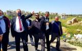 وزير الحكم المحلي في بيت لحم