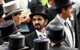محمد بن راشد وشراء الاراضي في بريطانيا