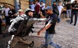 الشرطة الاسرائيلية في القدس