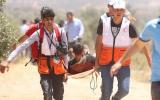 اصابات بينها خطيرة في مواجهات مع الاحتلال في بيتا