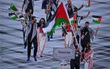 فلسطين تنهي مشاركتها في أولمبياد طوكيو
