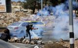 اصابات في مواجهات مع الاحتلال في بيت ايل