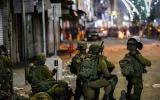 الجيش الاسرائيلي في الضفة الغربية
