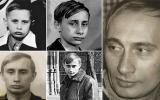 طفولة بوتين
