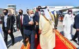 وزير الخارجية الاسرائيلي في البحرين